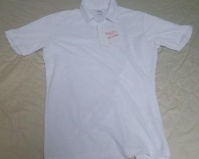 ユニクロゴルフウェア7_半袖シャツ