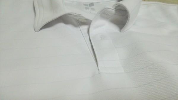 ユニクロゴルフウェア9_半袖シャツ2