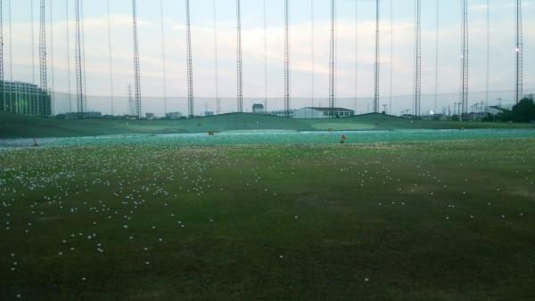ゴルフ練習場_川口グリーンゴルフ1