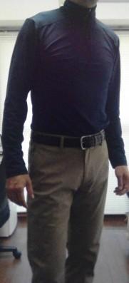 ゴルフウェアユニクロコーディネート68