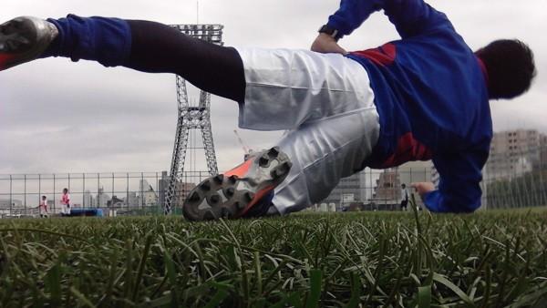 体幹トレーニング_サッカー_メニュー4