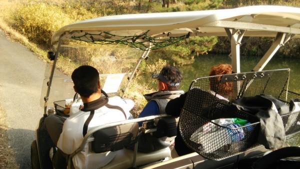 ゴルフカート1