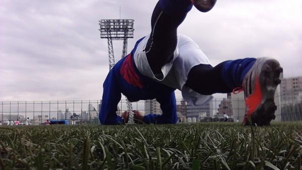 体幹トレーニング_サッカー_メニュー10