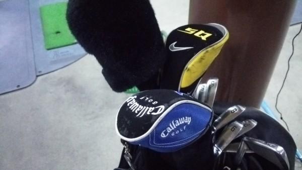 ゴルフクラブセット1