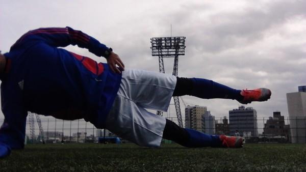 体幹トレーニング_サッカー_メニュー1