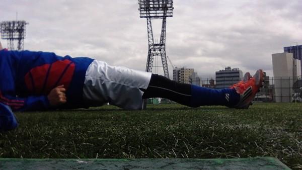 体幹トレーニング_サッカー_メニュー26