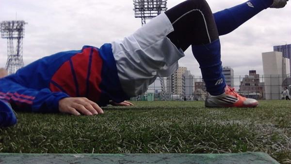 体幹トレーニング_サッカー_メニュー24
