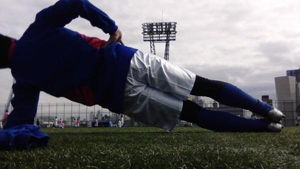 体幹トレーニング_サッカー_メニュー2