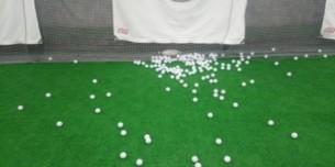 ゴルフ室内練習場2