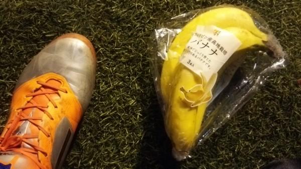 サッカーバナナカロリー1本成分栄養