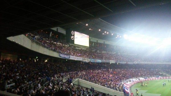 サッカー日本代表戦1
