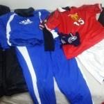サッカーで冬の寒さを乗り切る服装の基本は?