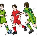 サッカーポジションボランチの役割を図で解説動き方と今後は?