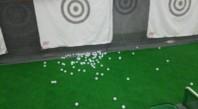 ゴルフ室内練習場1